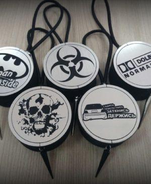 Арома диски Silver Mix