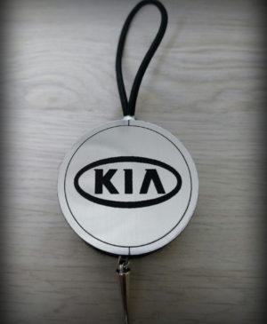 Арома диск с логотипом авто